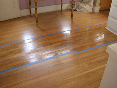 hardwood floor repair refinishing 2